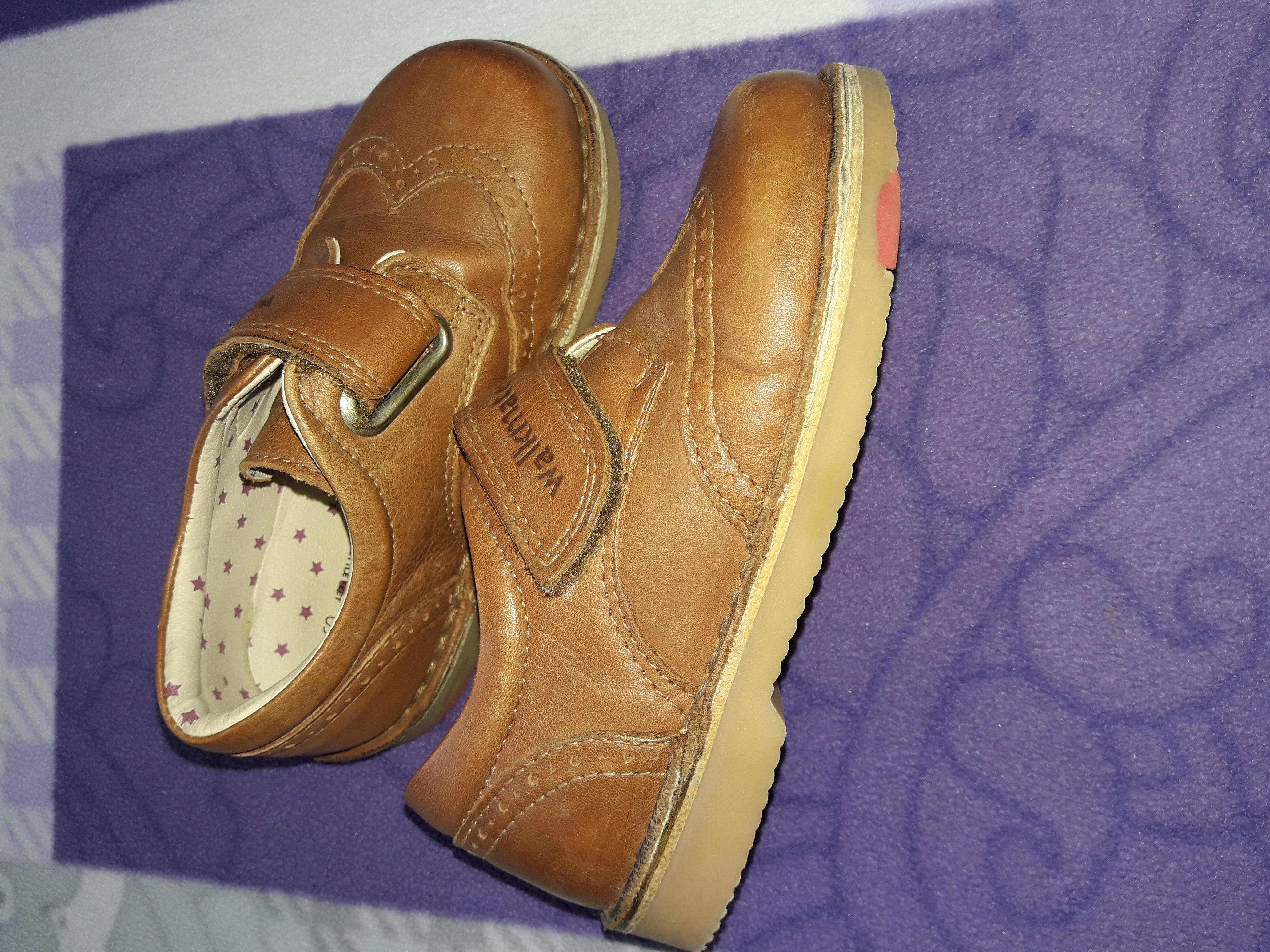 Туфли кроссовки Walkmates M&S 16 cm
