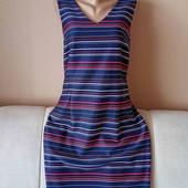 Платье в полоску, Ти-Ю, p. L