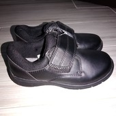 Новые туфли на мальчика 29размер