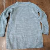 теплий светр р 128-134