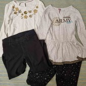 Лот одежды на 9-10 лет
