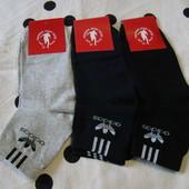 "Носки ""Training sport socks man"" р.40-44 лот 3 пары"