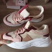 Стильные массивные кроссовки Sinsay размер 39
