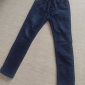 Зимние джинсы мальчику.158 рост. Венгрия.
