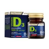 """Дієтична добавка """"Вітамін D3"""" , 120 таблеток"""