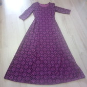 Платье очень красивое длинное м л хл