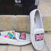 кожаные туфли для мальчика р.35 стелька 22 см