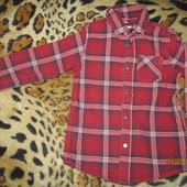 фиренная рубашка на 6-7 лет