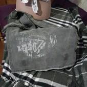сумка тканевая, можно для ноутбука