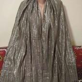 шарф с люриксом