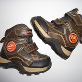 Крутые деми ботинки Deltex, размер 22, стелька 14, 5 см