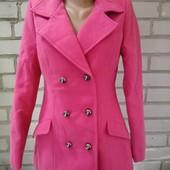 Новое яркое красивое пальто