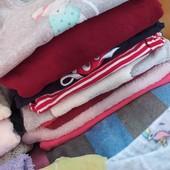 пакет вещей на девочку 12-16мес. 27 едениц
