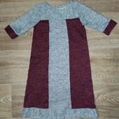 Интересное платье 7-9 лет