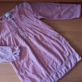 Next платье для девочки, вельвет, на 4-5 лет, на рост 110