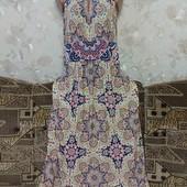 Длиное женское платье Wallis, размер Л-хл
