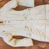 Теплое пальто- куртка на холодную осень и зиму производство Белоруссия. В отличном состоянии.