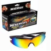Сонцезахисні антиблікові поляризовані окуляри Tac Glasses