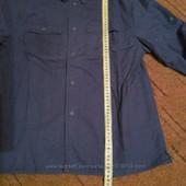 Рубашка мужская новая с биркой. Коттон и лён!