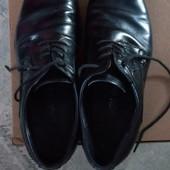 Туфли кожанные р.41.