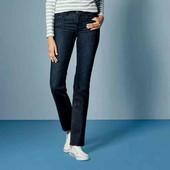 esmara стрейчевые джинсы medium waist евро 42+6 большемерят