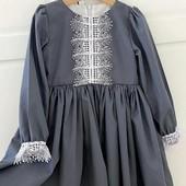 чарівна шкільна сукня