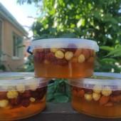 Бесплатная доставка!!! Орешки с домашним медом 600 грамм!!!