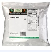 Харчова сода, Америка, найкращий продукт.Frontier Natural Products, 453гр. Уп-20%