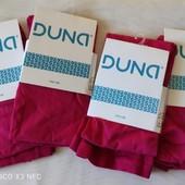 Колготки Duna, цвет малиновый, размер 140-146