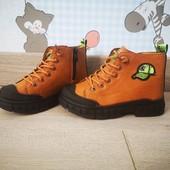 Ботинки деми (мальчик)