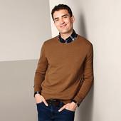 Комфортный свитер/пуловер от Tchibo (Германия), размер евро Л/ХЛ смотрим замеры