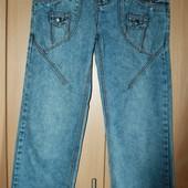 Стильные джинсы на мальчика р.146