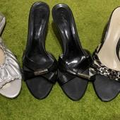 3 пари взуття одним лотом!!! 41 р.
