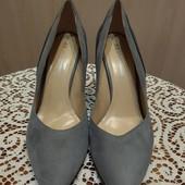 Шикарные фирменные туфли из дорогой серии solo femme
