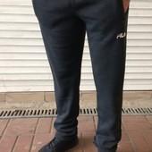 Муж.стильные спорт.штаны на флисе.р.46.модные,зауж.книзу.3-нить!высокое кач-во❣