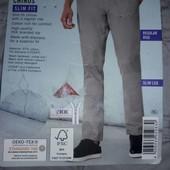 Качественные брюки в стиле чинос Livergy Германия, размер 48