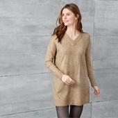 зз81. чудовий довгий светр сукня оверсайз Esmara
