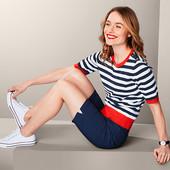 ☘ Яскрава стильна блуза від Tchibo (Німеччина), р.: 50-52 (44/46 евро)