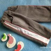 6-12 мес спортивные штанишки