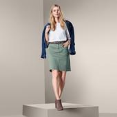 ☘ Класна джинсова спідниця від Tchibo (Німеччина), розмір наш: 50-52 (44 євро)