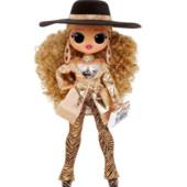 L.o.l. surprise o.m.g. series 3 Da Boss fashion doll with 20 surprises. Велика лол Да Босс 3 серія