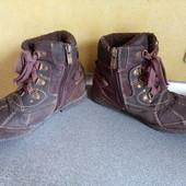 Демисезонные ботинкм 33 размер
