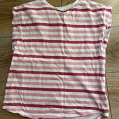 Летняя футболка для девочки5 лет