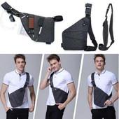 сумка-партмоне .удобная,прочная с одной лямкой через плечо для бизнеса и путешествий.цвет фото 2,3