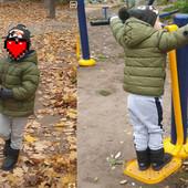 Теплая куртка детская ТМ Mayoraв идеальном состоянии, рост 98 см, 3 года,есть замеры