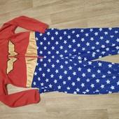 George флисовая пижама Wonderwoman , S