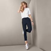 ☘ Шикарні ткані штани Tchibo, розміри наші: 44-46 (38 євро)