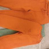 Вязаные штанишки. Смотрите описание