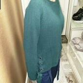 Chico's кофта свитер пуловер ПОГ 55см