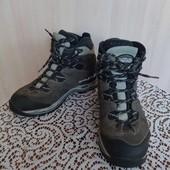 Фирменные трекинговые ботинки Meindl 38р, стелька 24 см